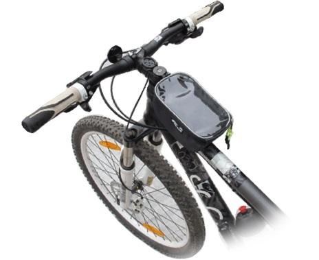 Велосумка на раму Course BC073