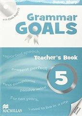 Grammar Goals 5 TB +Webcode Pk