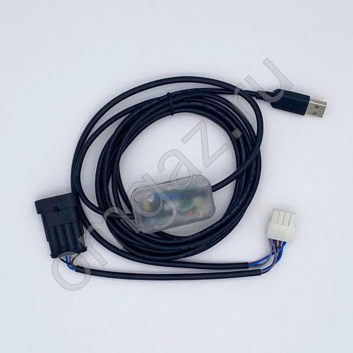 Интерфейс Tegas USB