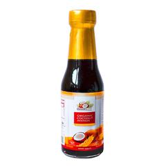 QUEZON'S BEST, Органический кокосовый соус аминос, 150мл