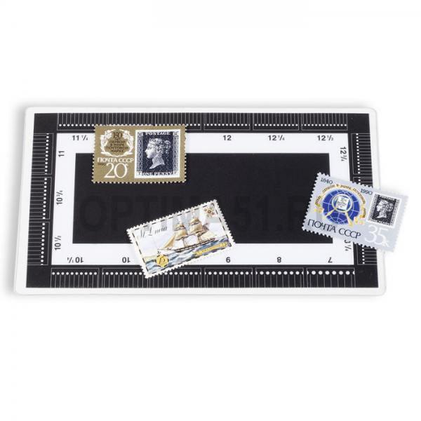 Зубцемер для марок (Perforation Gauge)