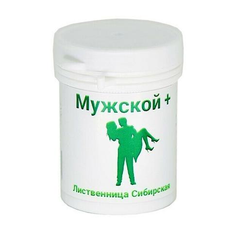"""Фитокомплекс """"Мужской +"""" OLIMED, 60 капсул"""