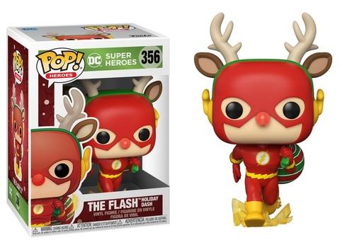 Flash Funko Pop! DC Christmas ||  Флэш-Рождественский олень