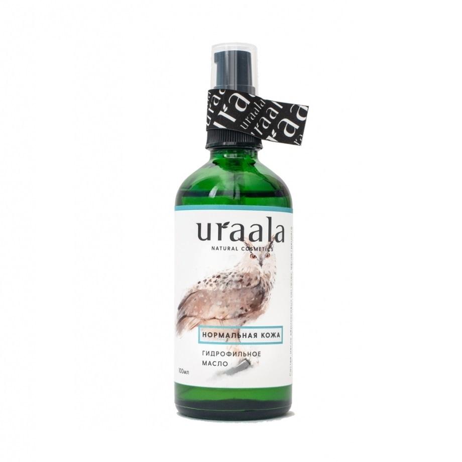 Масло гидрофильное, для нормальной кожи URA'ALA, 100 мл