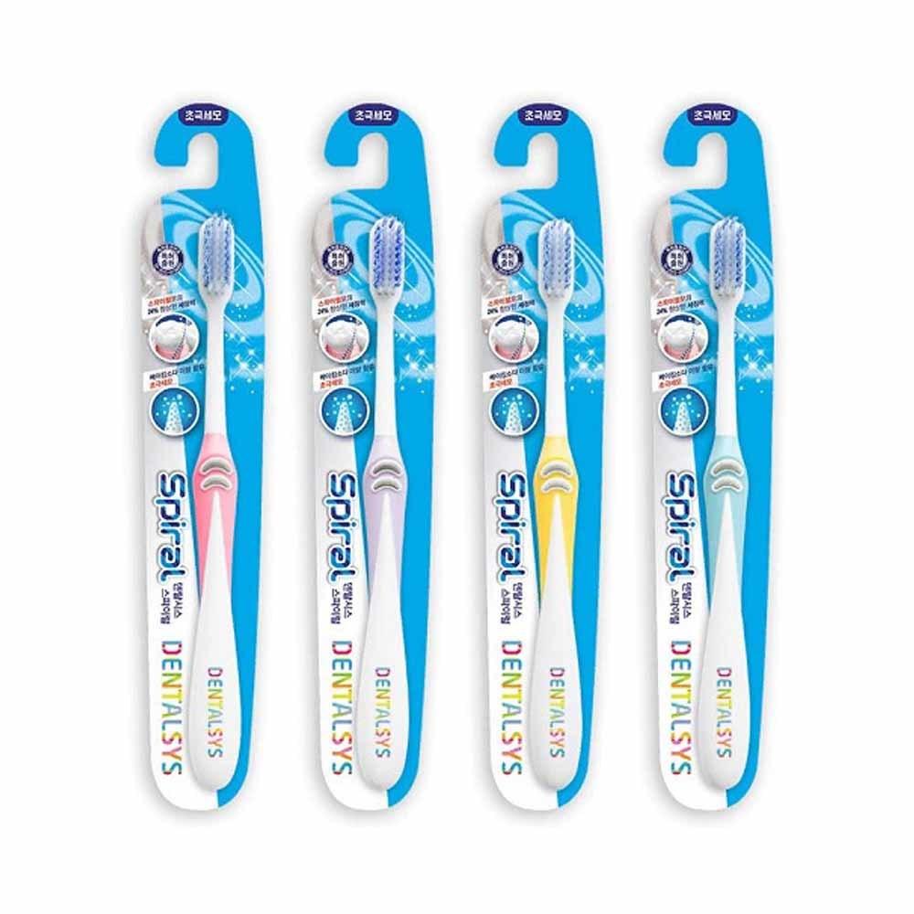 Зубная щетка Интенсивное очищение средняя