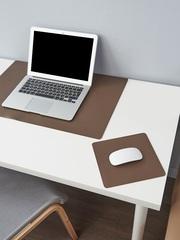 Комплект ковриков на стол, цвет бронза