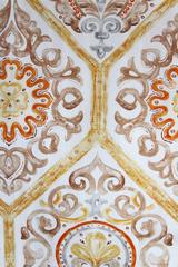 Рогожка Cotonello Medina (Котонело Медина) A 07 naranja