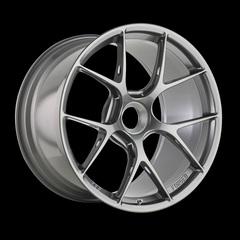 Диск колесный BBS FI-R 12.5x21 CentralLock ET48 CB84.0 platinum silver
