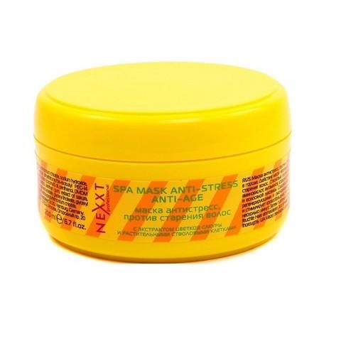Маска антистресс против старения волос, NEXXT, 200 мл