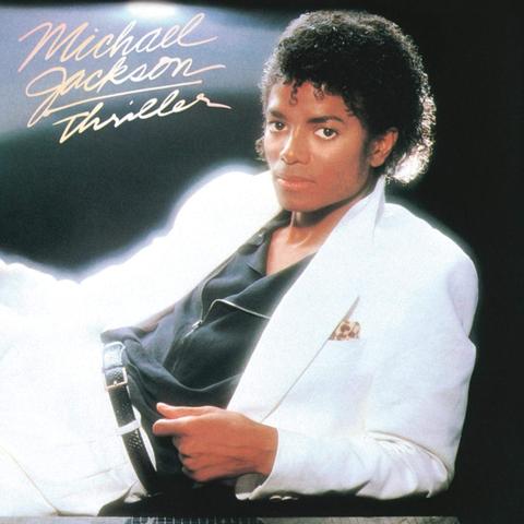 Michael Jackson / Thriller (LP)
