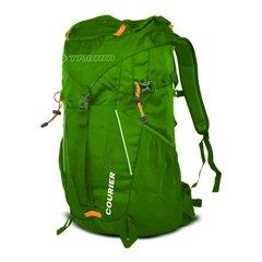 Туристический  Рюкзак Trimm Courier 35, 35 л (зеленый, синий, черный)