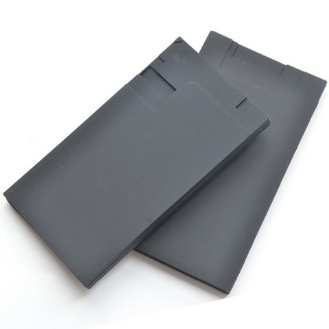 Mould Black Rubber for Samsung S8 for LCD laminating 模具黑色橡胶用于LCD层压 (单黑胶XX)