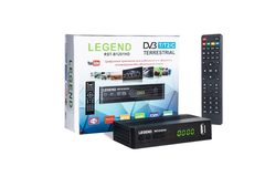 Цифровая приставка LEGEND RST-B1201HD DVB-T2\C