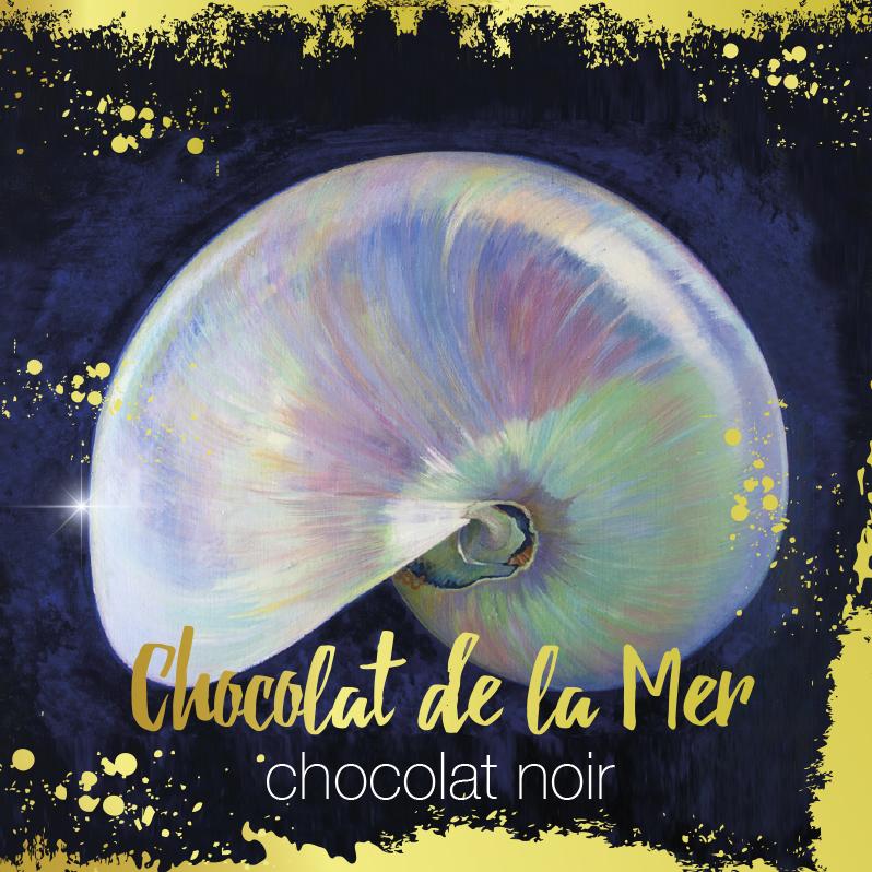 Конфеты из темного шоколада с карамельной начинкой «L'escargot de Bourgogne» CEZONI 170 г