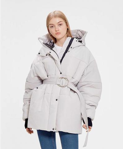 Зимняя куртка Ума white