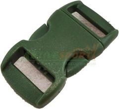 Фастекс Сплав 10 мм 1-17261/1-07262 (2 части) без регулировки оливковый