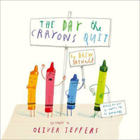 9780007513765 - The Day the Crayons Quit