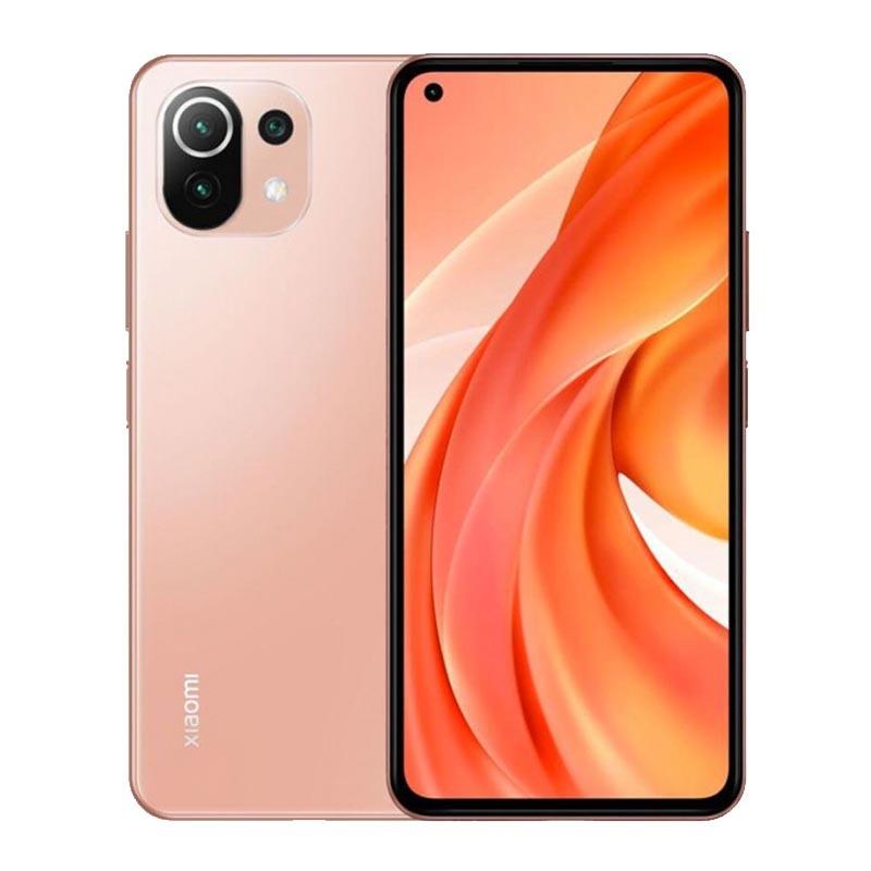 Xiaomi Mi 11 Lite, 8/128 ГБ, Розовый