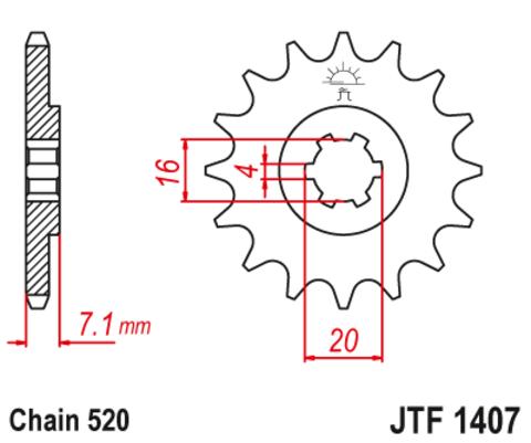 JTF1407