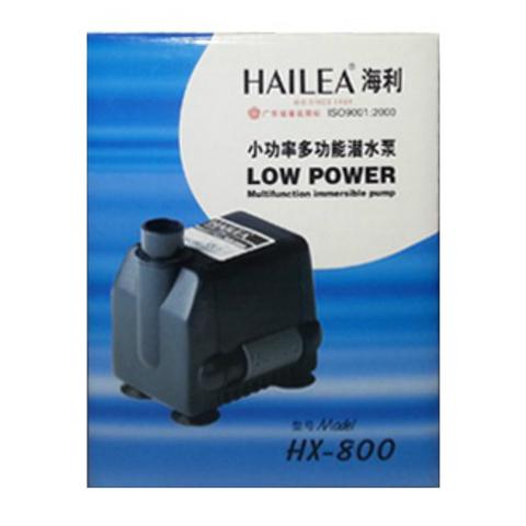Помпа погружная Hallea HX-800, 3W, 285 л/ч.