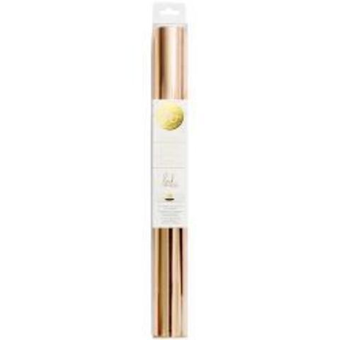 Тонерочувствительная фольга для MINC от Heidi Swapp - Rose Gold 10' Roll