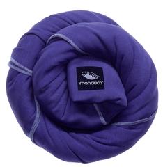 Трикотажный слинг-шарф manduca sling royal (синий)
