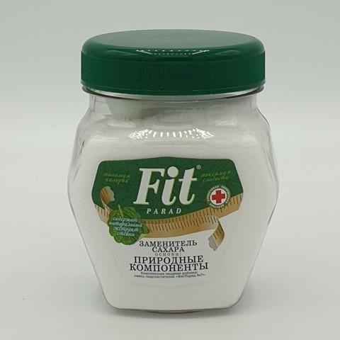 Заменитель сахара на основе эритрита №7 ФИТПАРАД, 180 гр