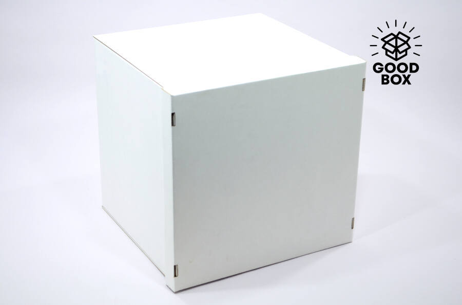 Крафт коробка купить с доставкой по Казахстану