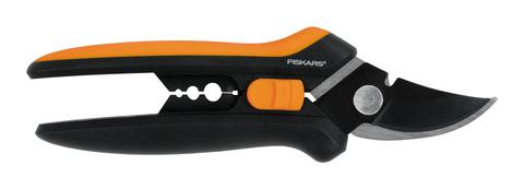 Ножницы Fiskars Solid SP14 для цветов, 18,5 см