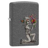Набор зажигалок Zippo Iron Stone™ Влюбленные зомби Iron Stone™ (28987)