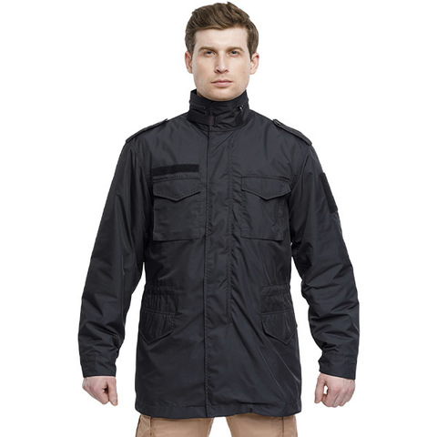 Куртка M65 URBAN черная