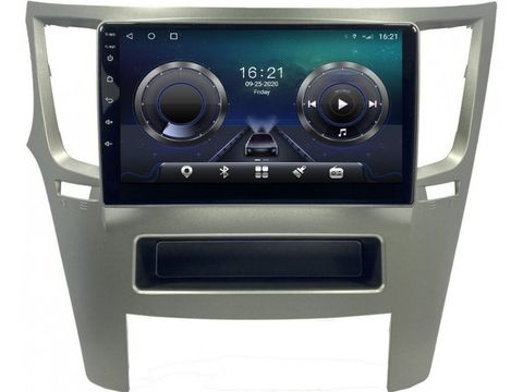 Магнитола для Subaru Legacy/Outback (09-14) Android 10 6/128GB IPS DSP 4G модель CB-3221TS10