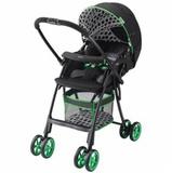 Детская коляска Aprica Air Ria GN серо/зеленый