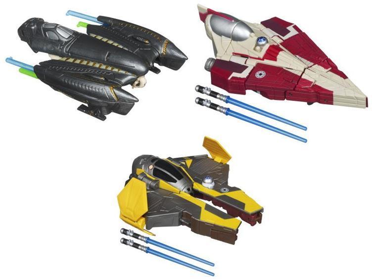 Star Wars Transformers 2011 Class I Series 01