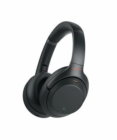 Наушники Sony WH-1000XM3 Black (Черный)