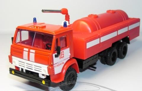 Модель КамАЗ 53213 Пожарный (1815)