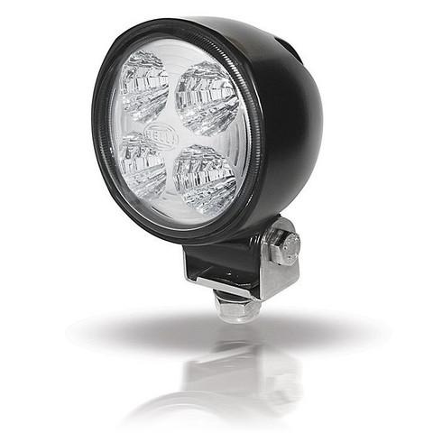 Прожектор палубный светодиодный Module 70 LED, черный корпус