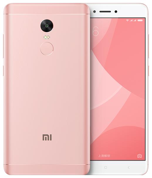 Xiaomi Redmi Note 4X 3/32gb Rose rose1.png