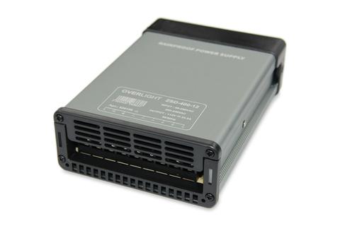 Блок питания 400Вт, 12В, IP45 для светодиодных лент и модулей