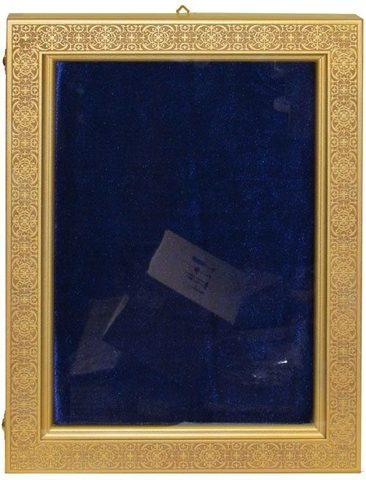 Киот из мореной березы для большой иконы размером 42х29см