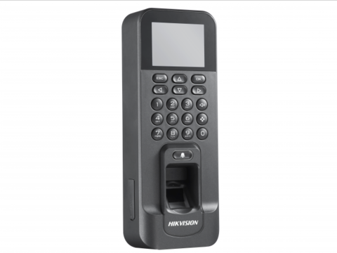 Терминал доступа Hikvision DS-K1T804MF