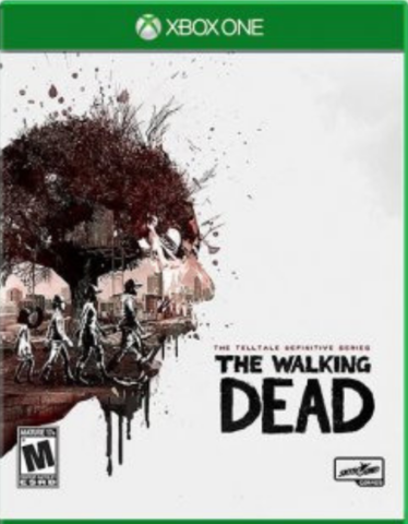 The Walking Dead: The Telltale Definitive Series Стандартное издание (Xbox One/Series X, русские субтитры)