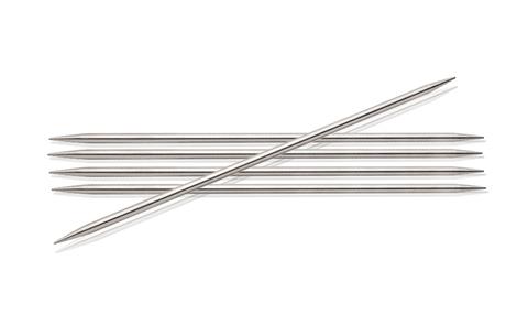 Спицы KnitPro Nova Metal чулочные 3 мм/15 см 10105