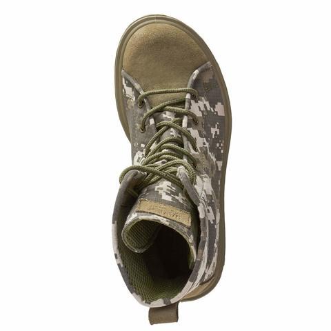 Ботинки с высокими берцами JUNGLE P-8''