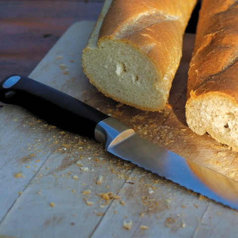 Нож для хлеба Gourmet 23см