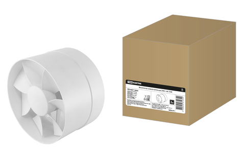 Вентилятор осевой канальный, ВКО-160, TDM