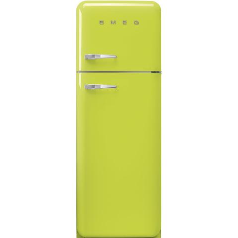Холодильник с верхней морозильной камерой Smeg FAB30RLI5