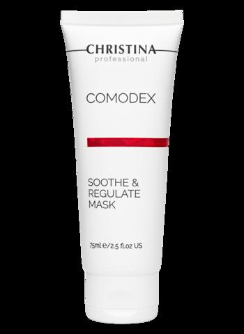 Сhristina Успокаивающая себорегулирующая маска | Comodex Soothe & Regulate Mask