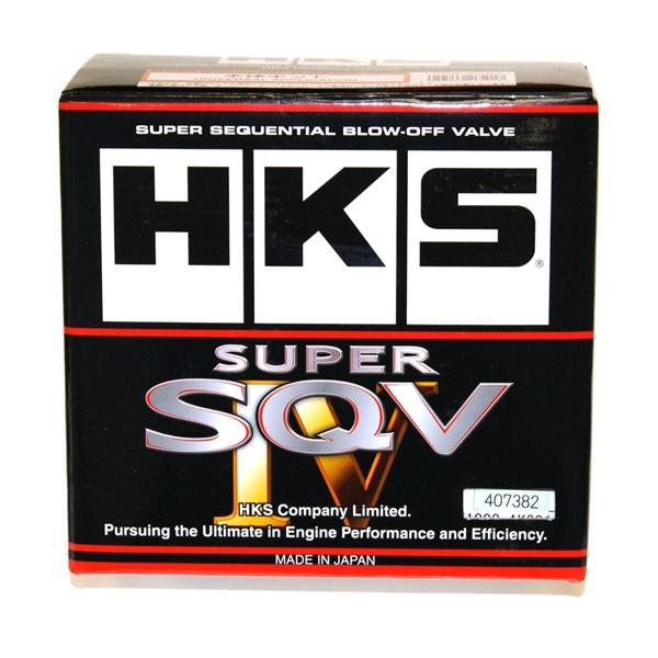 Blow off HKS SSQV 4