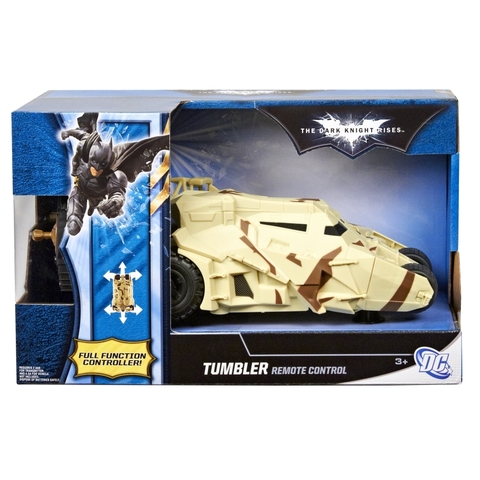 Dark Knight Rises Tumbler R/C Vehicle